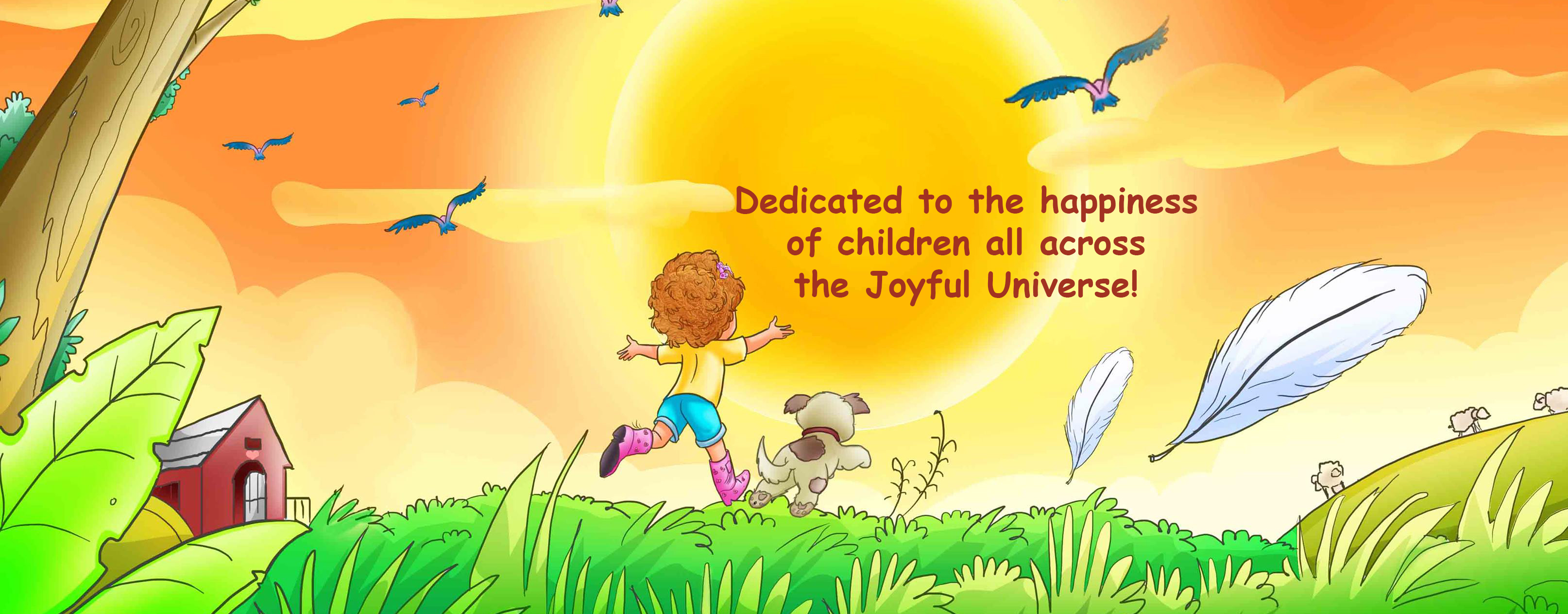 Joy Kids Universe  Law of Attraction for Children
